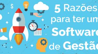 5 Razões para ter um Software de Gestão