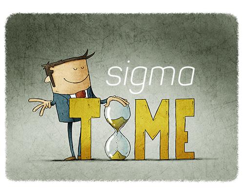 SigmaTIME - Aplicação de Gestão de Tempos